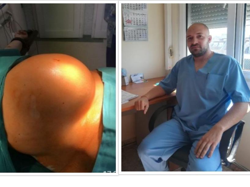 Тя очакваше смъртта заради ужасяващ тумор, но лекари от Онкоцентъра в Бургас й върнаха живота