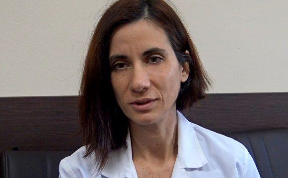 Д-р Веселина Костова се присъедени към екипа на КОЦ Бургас