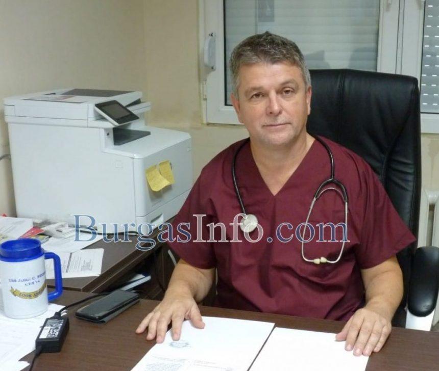 Проф. Бозов, управител на КОЦ: Химиотерапията, както и останалите ни отделения, ще бъдат преместени от базата на УМБАЛ Бургас в нова шестетажна сграда  burgasinfo.com