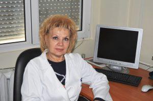 Д-р Нина Сергеевна Добрева
