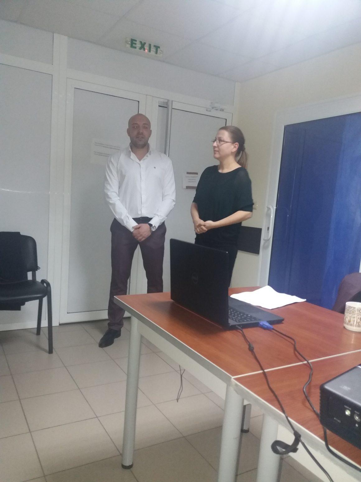 """Благодарим на всички, които присъстваха този месец  на Инициативата – OncoHelp с  лекцията  ни  """"Овариален карцином: ранна диагностика, преди късни симптоми"""" с лектор Д-р Павел Добрев – Началник на отделение по Онкогинекология към """"КОЦ- Бургас"""""""