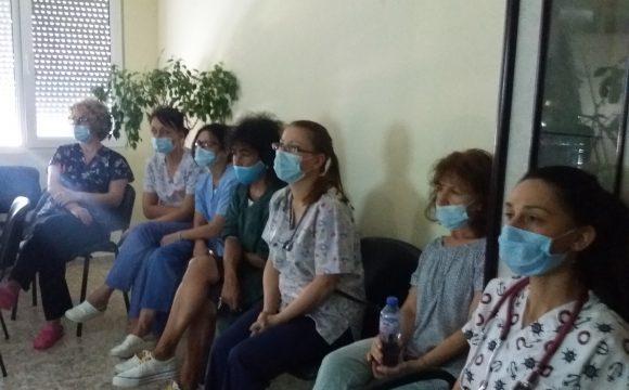 нов за България метод за дългосрочен венозен достъп при онкологично болни пациенти, обект на химиотерапия