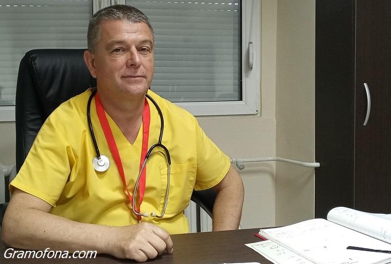 Проф. Христо Бозов: При онкозаболяванията е важен всеки ден, не отлагайте лечението си