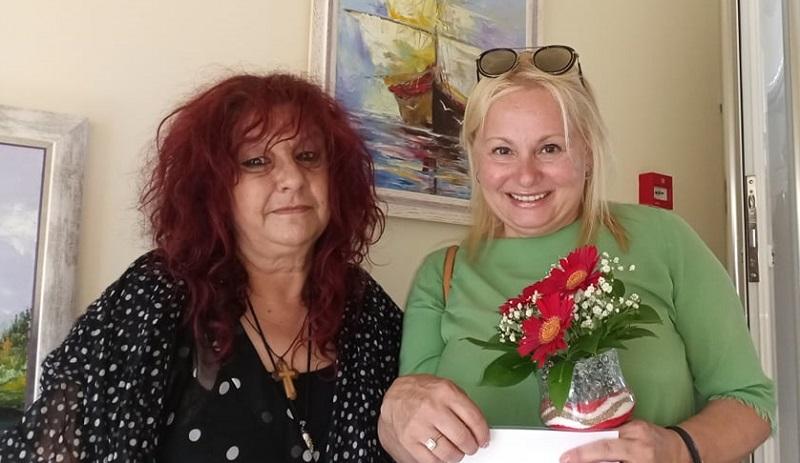Бистра – жената, която допринася за душевния комфорт на онкоболни в Бургас