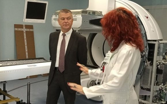До края на лятото отваря врати най-новият корпус на Комплексния онкологичен център в Бургас