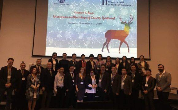 Екип от лекари от КОЦ-Бургас представи уникални за България данни за генетичните промени при овариален карцином ма международен форум