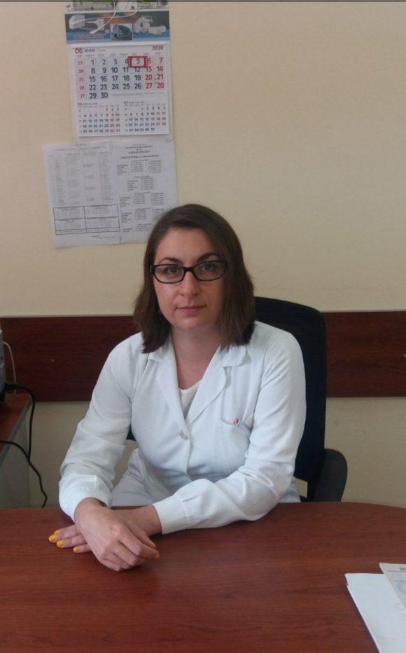 Д-р Мая Катрафилова