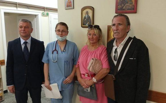 КОЦ-Бургас подава ръка на Патрик, който живее втори живот