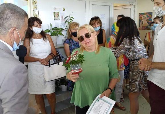 Нова апаратура за Онкото в Бургас от продажба на картини